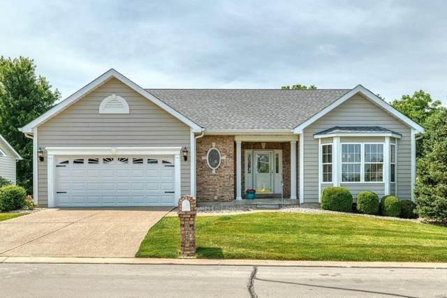 249 Greenburn Drive, Weldon Spring, MO 63304 (#21052866) :: Realty Executives, Fort Leonard Wood LLC