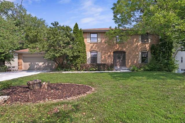 15509 Canyon View Court, Chesterfield, MO 63017 (#21052870) :: Friend Real Estate