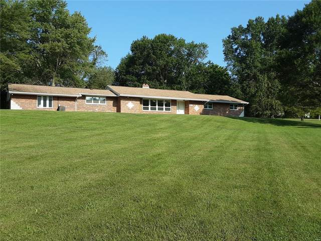 2145 Peace Pipe Road, Pacific, MO 63069 (#21052878) :: RE/MAX Vision