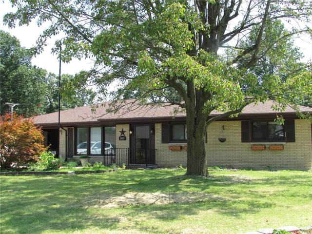 903 Robert Drive, Godfrey, IL 62035 (#21052883) :: Blasingame Group | Keller Williams Marquee