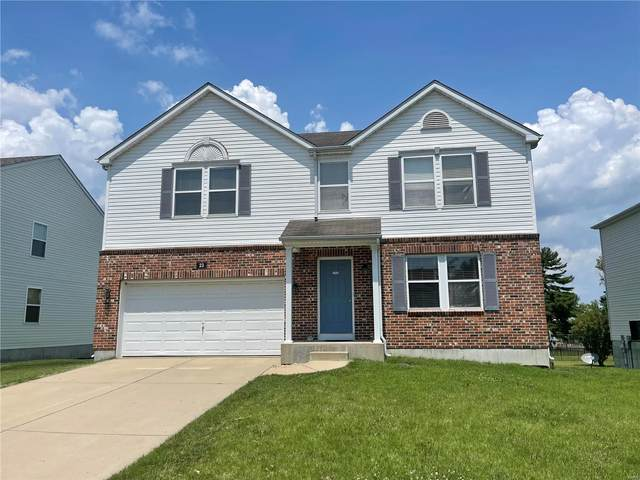 23 Westhaven Meadows Drive, Belleville, IL 62220 (#21052889) :: Fusion Realty, LLC