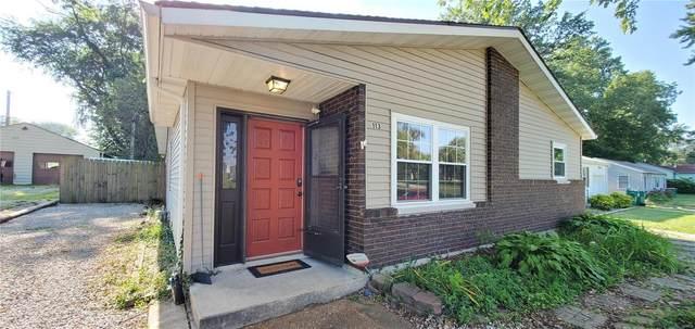113 Brookside Drive, O'Fallon, IL 62269 (#21052893) :: Century 21 Advantage