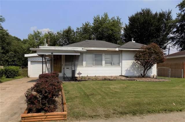3020 Warren Avenue, Granite City, IL 62040 (#21052911) :: Fusion Realty, LLC