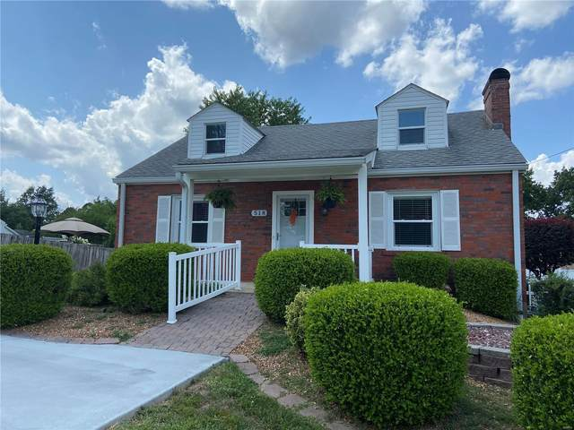 518 Buckley Road, St Louis, MO 63125 (#21052919) :: Kelly Hager Group   TdD Premier Real Estate