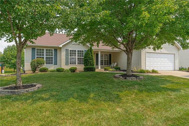 310 Rustic Oaks, Wentzville, MO 63385 (#21052922) :: Century 21 Advantage