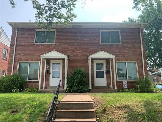 3936 Berger Avenue, St Louis, MO 63109 (#21052923) :: Jenna Davis Homes LLC