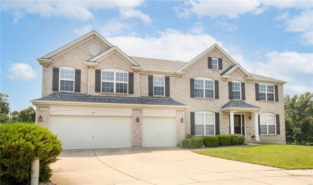 400 Olde Court Road, Saint Charles, MO 63303 (#21052928) :: Clarity Street Realty