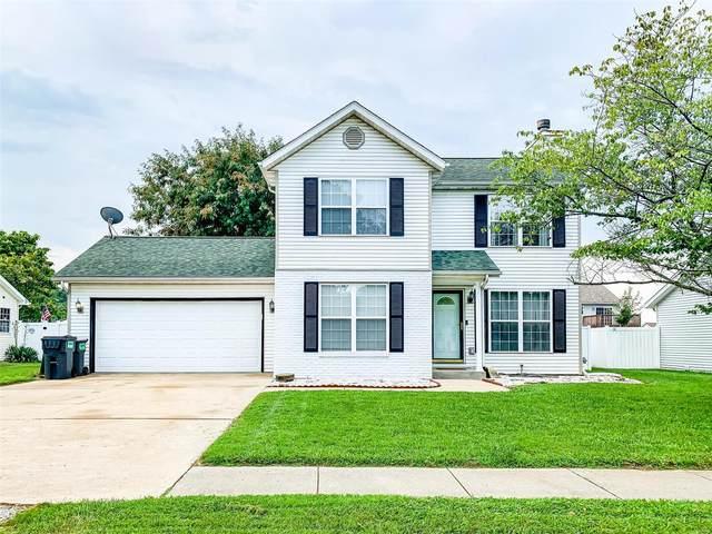 318 W Lincoln Avenue, Caseyville, IL 62232 (#21052939) :: Fusion Realty, LLC
