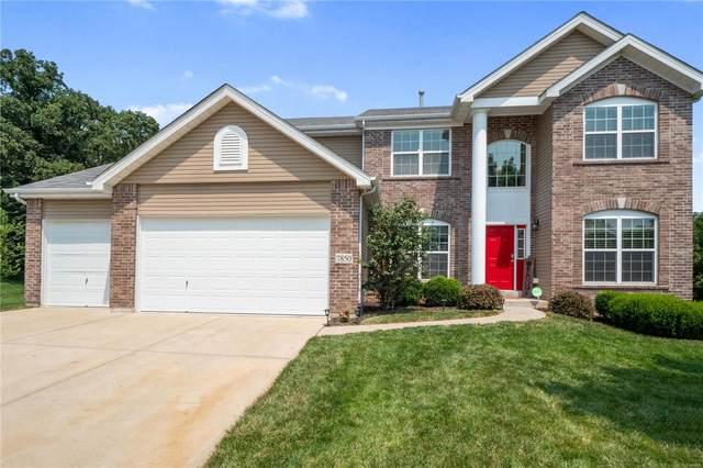 7850 Pinetop Drive, St Louis, MO 63129 (#21052941) :: RE/MAX Vision