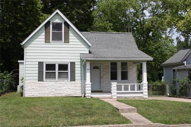 619 N Charles, Belleville, IL 62220 (#21052944) :: Fusion Realty, LLC