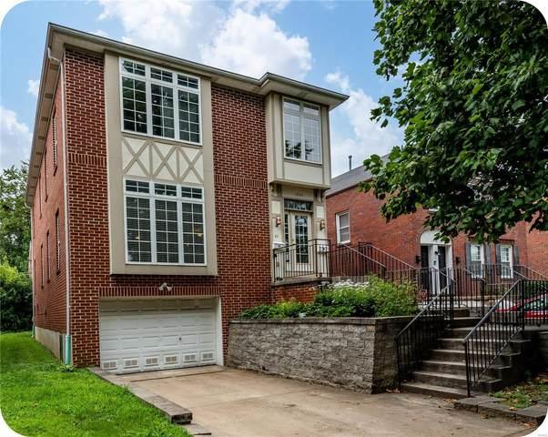 7044 Dartmouth Avenue 1F, St Louis, MO 63130 (#21052950) :: Jenna Davis Homes LLC