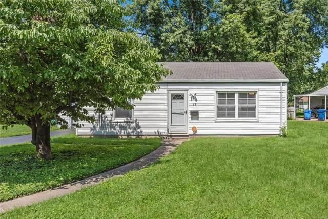 45 Saint Celeste Drive, Florissant, MO 63031 (#21052963) :: St. Louis Finest Homes Realty Group