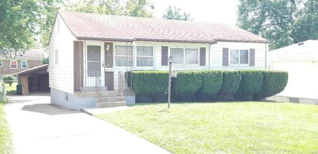 9122 Niger Drive, St Louis, MO 63123 (#21052972) :: Parson Realty Group