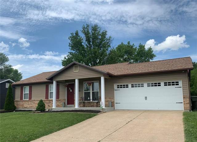 3808 Harvest Point Dr, Saint Peters, MO 63376 (#21052983) :: Parson Realty Group