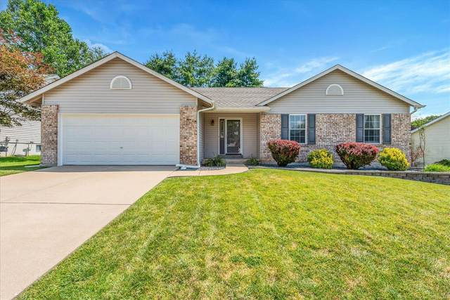 1216 Claycrest Dr, Saint Charles, MO 63304 (#21052999) :: St. Louis Finest Homes Realty Group