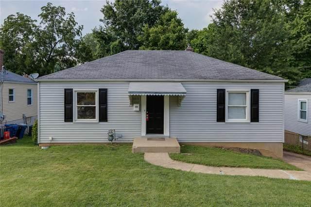 6015 Staely Avenue, St Louis, MO 63123 (#21053006) :: PalmerHouse Properties LLC