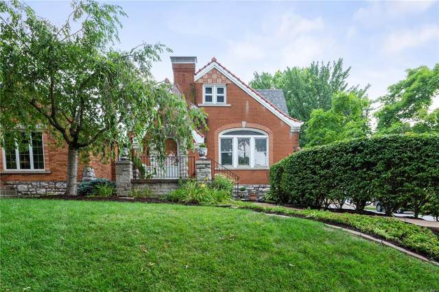 6324 Winona Avenue, St Louis, MO 63109 (#21053009) :: St. Louis Finest Homes Realty Group