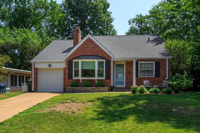 760 Glenway Drive, St Louis, MO 63122 (#21053023) :: Reconnect Real Estate