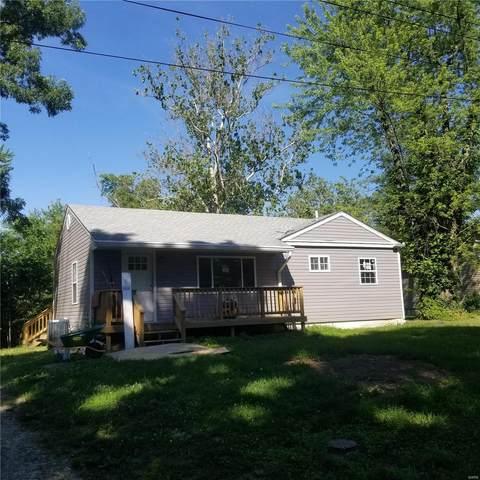 864 Oakwood Lane, East Alton, IL 62024 (#21053033) :: Fusion Realty, LLC