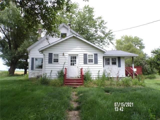 127 NE 1475 Avenue, GREENFIELD, IL 62044 (#21053050) :: Innsbrook Properties