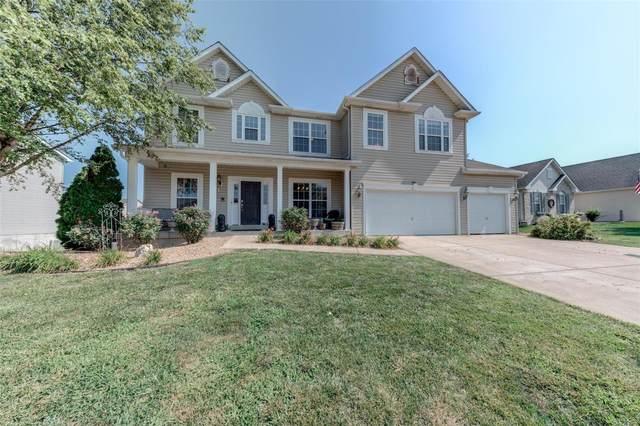 742 Chancellorsville Drive, Wentzville, MO 63385 (#21053052) :: Parson Realty Group