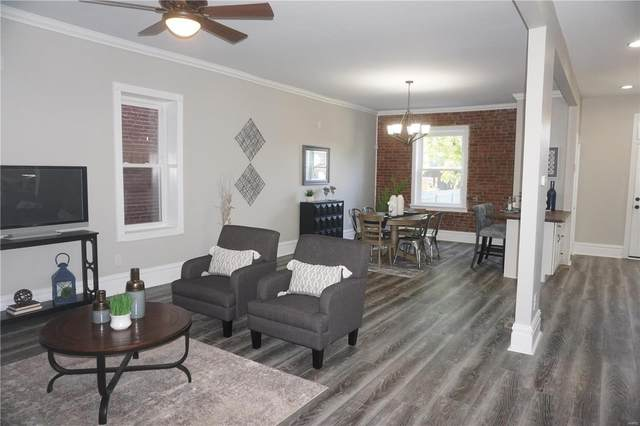 2618 Accomac, St Louis, MO 63104 (#21053055) :: Kelly Hager Group   TdD Premier Real Estate