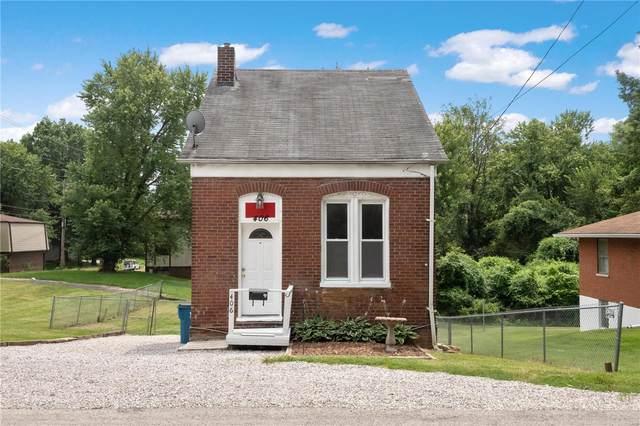 406 Gilbert Street, Belleville, IL 62226 (#21053062) :: Clarity Street Realty