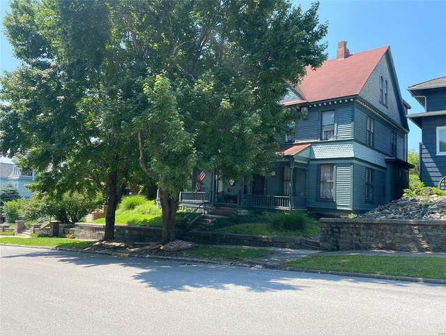 313 N 5th, Hannibal, MO 63401 (#21053067) :: Kelly Hager Group   TdD Premier Real Estate