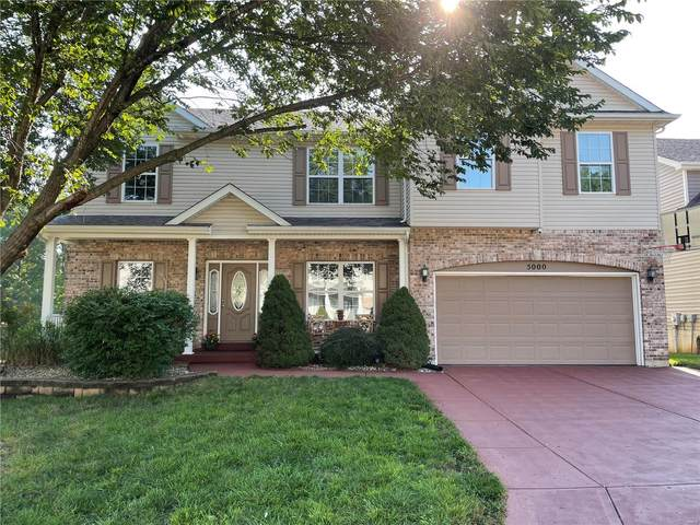 5000 Romaine Spring Drive, Fenton, MO 63026 (#21053071) :: St. Louis Finest Homes Realty Group