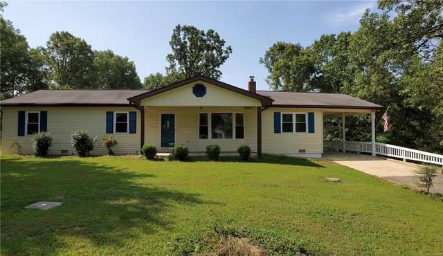 23480 Ross Road, Waynesville, MO 65584 (#21053072) :: Walker Real Estate Team