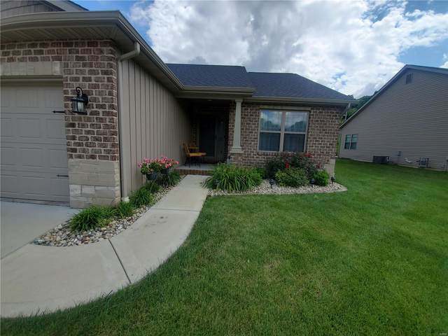 8019 Villa Valley Lane, Caseyville, IL 62232 (#21053073) :: Elevate Realty LLC