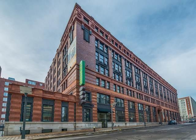 1520 Washington Avenue #416, St Louis, MO 63103 (#21053078) :: Friend Real Estate
