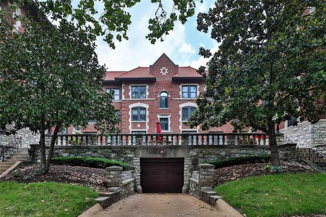 7515 Buckingham Drive 2N, Clayton, MO 63105 (#21053081) :: St. Louis Finest Homes Realty Group