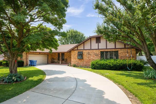 4410 Carriage Trace, St Louis, MO 63128 (#21053094) :: Parson Realty Group