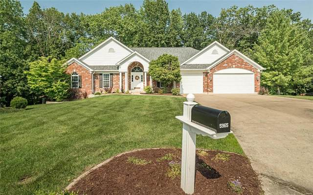 5965 Mergenthal Court, Weldon Spring, MO 63304 (#21053099) :: St. Louis Finest Homes Realty Group
