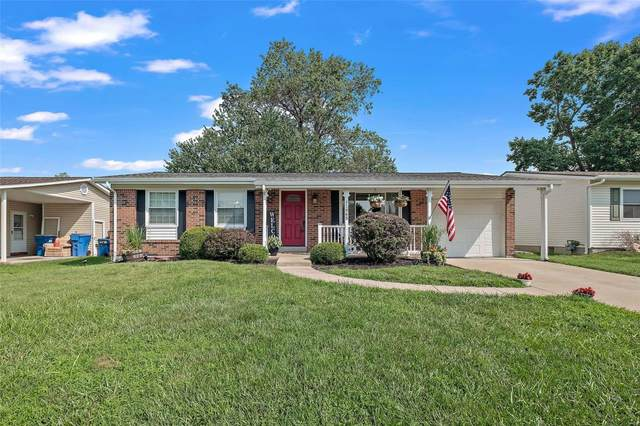 12065 Glenrose Drive, Maryland Heights, MO 63043 (#21053100) :: Clarity Street Realty