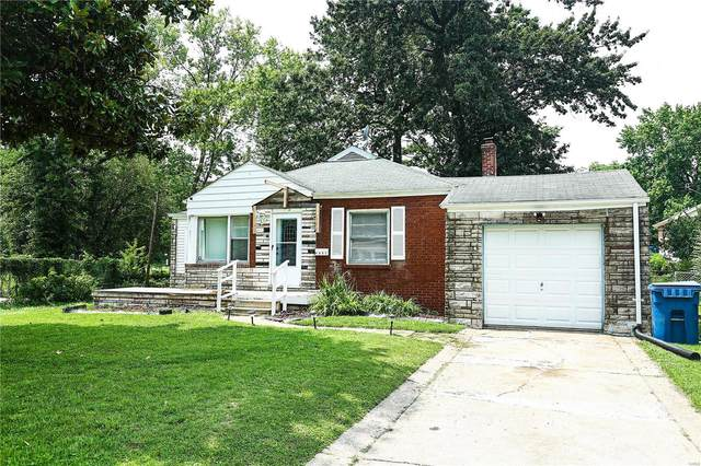 4607 Fletcher Street, St Louis, MO 63121 (#21053119) :: Terry Gannon | Re/Max Results