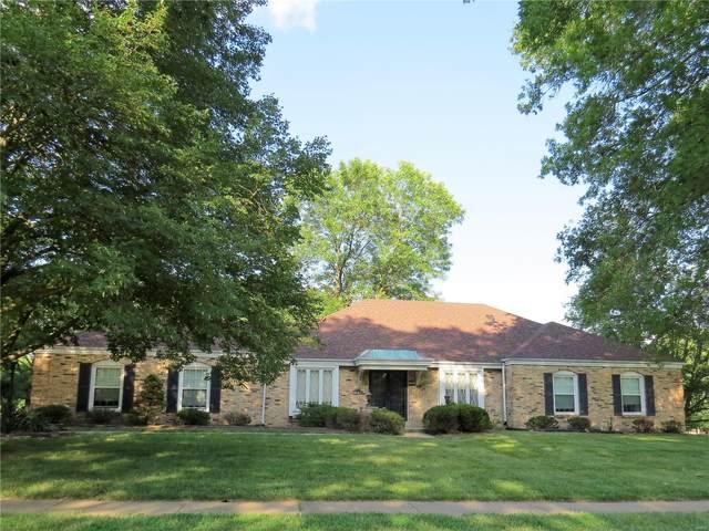168 Laduemont Drive, St Louis, MO 63141 (#21053128) :: PalmerHouse Properties LLC