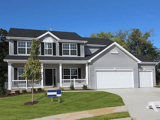 660 Creek Bend Drive, Lake St Louis, MO 63367 (#21053153) :: Parson Realty Group