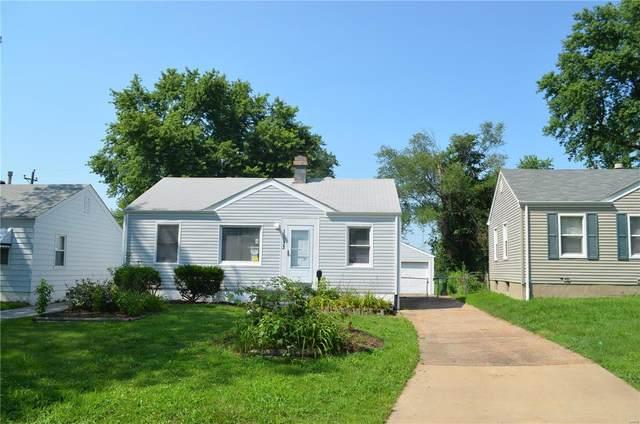 11033 Saint Pius Lane, Saint Ann, MO 63074 (#21053193) :: Clarity Street Realty