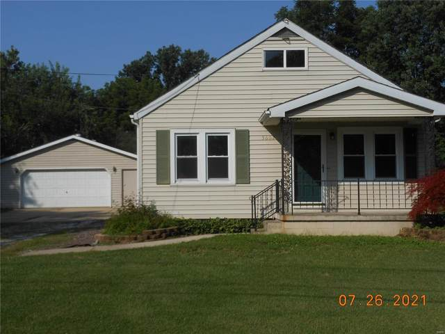 5662 W Milspring Circle, Godfrey, IL 62035 (MLS #21053200) :: Century 21 Prestige