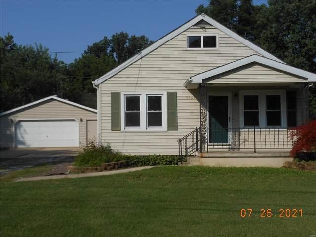 5662 W Milspring Circle, Godfrey, IL 62035 (#21053200) :: Fusion Realty, LLC