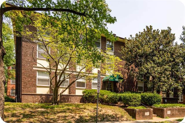 7571 Wellington 2A, St Louis, MO 63105 (#21053220) :: St. Louis Finest Homes Realty Group