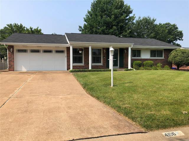 4106 Sunrise Way, St Louis, MO 63125 (#21053232) :: Kelly Hager Group   TdD Premier Real Estate