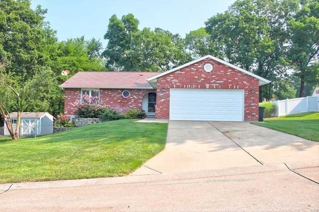 6145 Barrington Oaks, Cedar Hill, MO 63016 (MLS #21053271) :: Century 21 Prestige