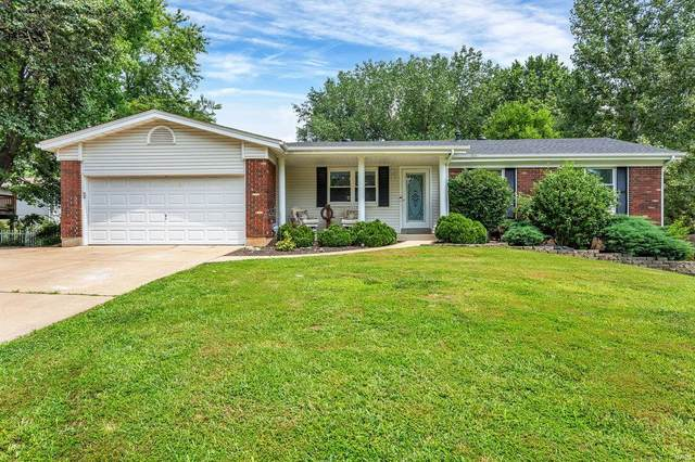 41 Newberry Drive, Saint Peters, MO 63376 (#21053273) :: Parson Realty Group