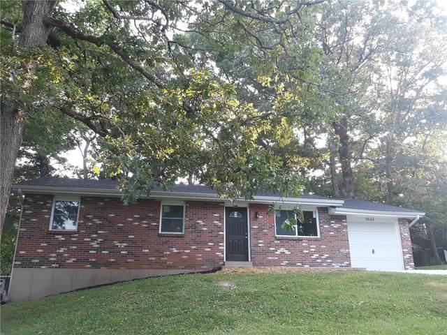 8644 Terri Hill, Cedar Hill, MO 63016 (#21053302) :: Hartmann Realtors Inc.
