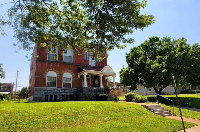 5352 Maple Avenue, St Louis, MO 63112 (#21053304) :: Kelly Hager Group | TdD Premier Real Estate