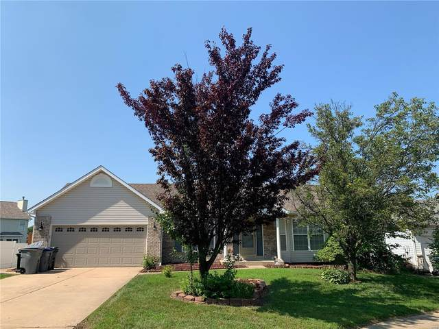 9 Bryan Valley Ct, O'Fallon, MO 63366 (#21053315) :: St. Louis Finest Homes Realty Group