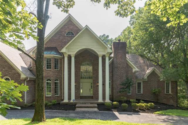 1507 Pacland Ridge, Chesterfield, MO 63005 (#21053316) :: Terry Gannon | Re/Max Results
